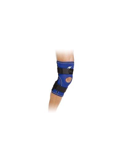 Σταθεροποιητής γόνατος NEOPRENE ενισχυμένη με ιμάντες RUCANOR